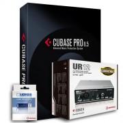 Cubase 8.5 PRO + UR12 192kHz Audio Interface