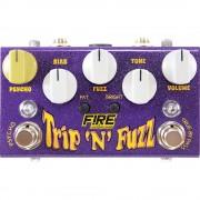 Pedal Trip N' Fuzz FIRE