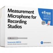 Sonarworks | Microfone de Medição XREF 20 Mic