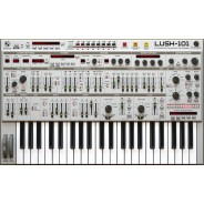 D16 Group | LUSH-101 Multi-timbral Polyphonic Synthesizer