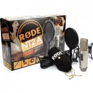 NT2A | Kit de gravação para estúdio