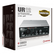 Steinberg UR-12 | Interface de áudio « USB | 24bit/192kHz