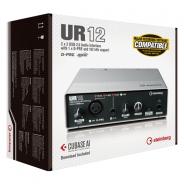 Steinberg UR-12 | Interface de áudio « USB | 24bit/192kHz