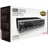 Steinberg UR-242 | Interface de áudio e midi « USB | 24bit/192kHz
