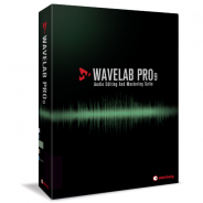 Wavelab PRO 9.5 - Suite de masterização profissional