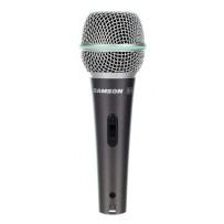 Samson Q4 | Microfone Dinâmico
