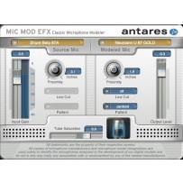 Mic Mod EFX | Classic Microphone Modeler