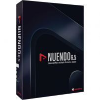 Nuendo 6.5 - Advanced Post Production Software