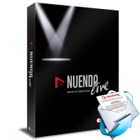 Nuendo Live - Live Recording Software (AC)