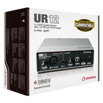 Steinberg UR12: Interface de áudio 192kHz/24-Bit