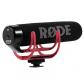 VideoMic Go | Microfone para câmeras DSLR