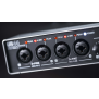 4 pré-amps D-PRE Yamaha - interface UR44