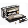 Rode NT1000 - Detalhe do pacote