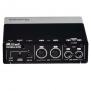Steinberg UR22 mkII | Saídas TRS, MIDI e opções de alimentação