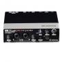 Steinberg UR22 mkII | Pré-amps e conexões frontais